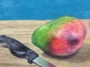 Colored Pencil Drawing By Amreeta, High SChool Student
