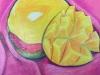 Colored Pencil Drawing, Amreeta High School Student
