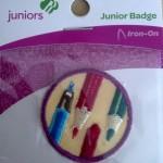 legacy drawing badge