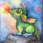 Drawing Mystical Creatures – Grades 4 to 8